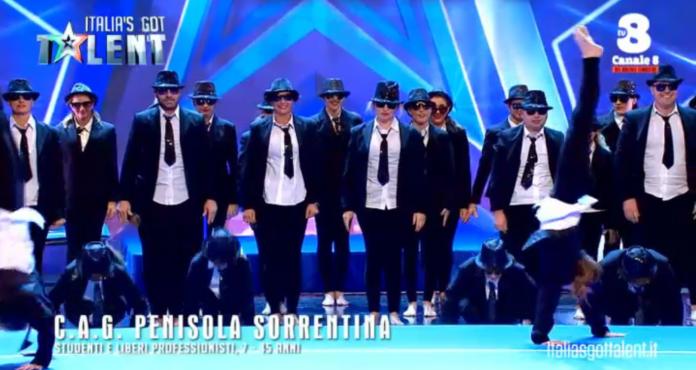 Video Genitori e Figli Ballano a Italia's Got Talent