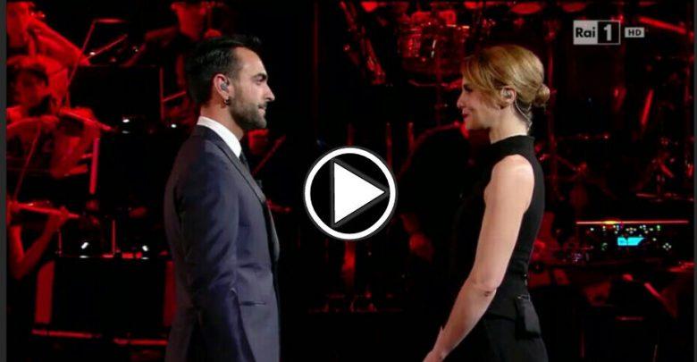 Monologo Paola Cartellesi sulle note di Guerriero di Marco Mengoni (Video)