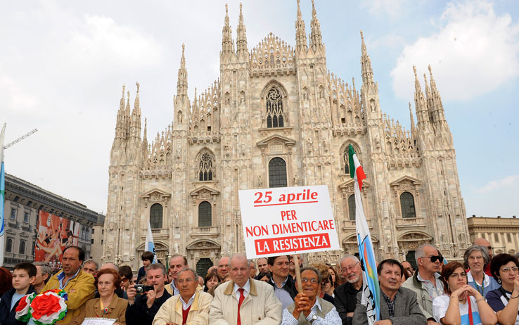 Eventi 25 aprile 2016 a Milano