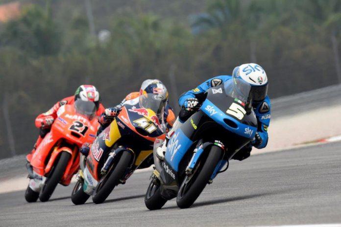 Orario Qualifiche Moto3 Jerez 23 Aprile 2016