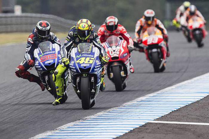 Risultati Gara Motogp Jerez 2016: Valentino Rossi Primo