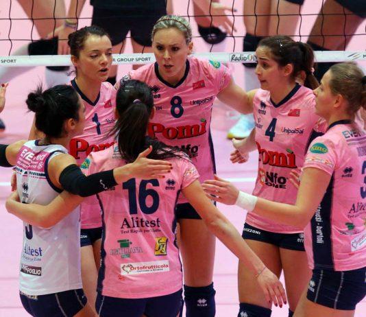 Volley Femminile Champions League: Final Four 9-10 Aprile