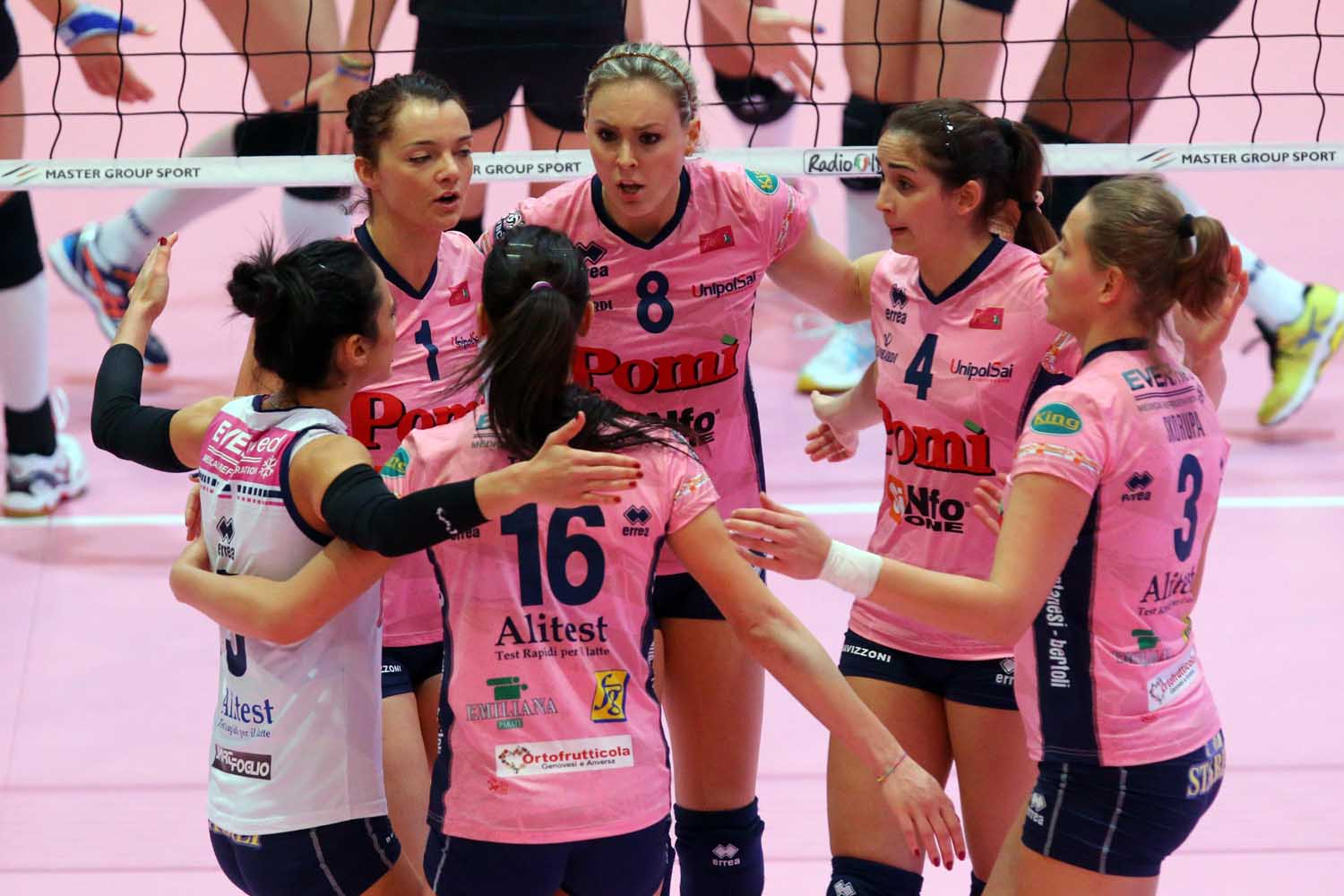 Volley Femminile Champions League: Final Four 9-10 Aprile