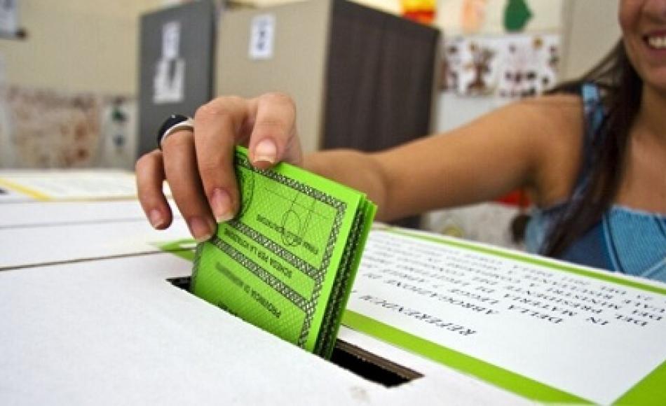 Referendum 17 aprile, Affluenza alle ore 19.00