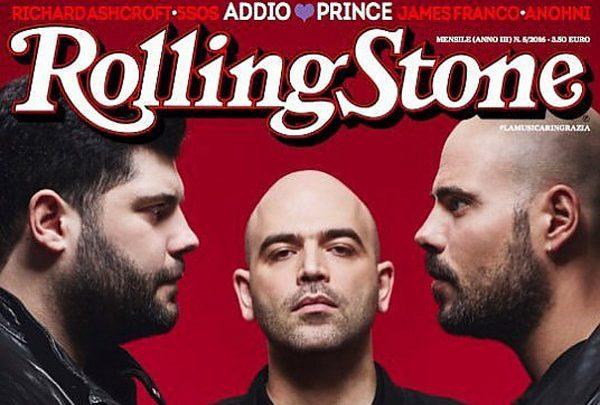 Roberto Saviano sulla copertina Rolling Stones: Omaggio a Gomorra 2