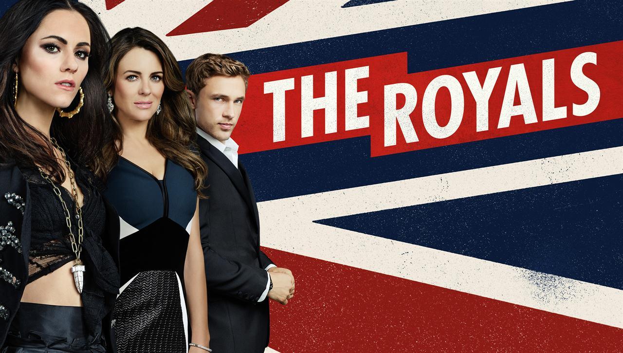 The Royals Replica Steaming Prima Puntata 19 Aprile