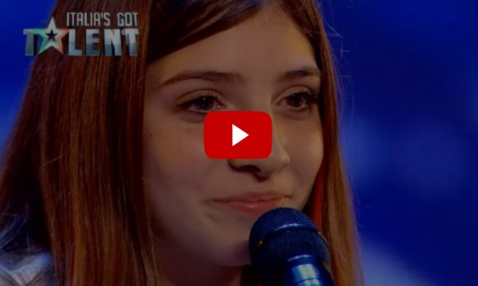 Video Beatrice Redempion Song a Italia's Got Talent