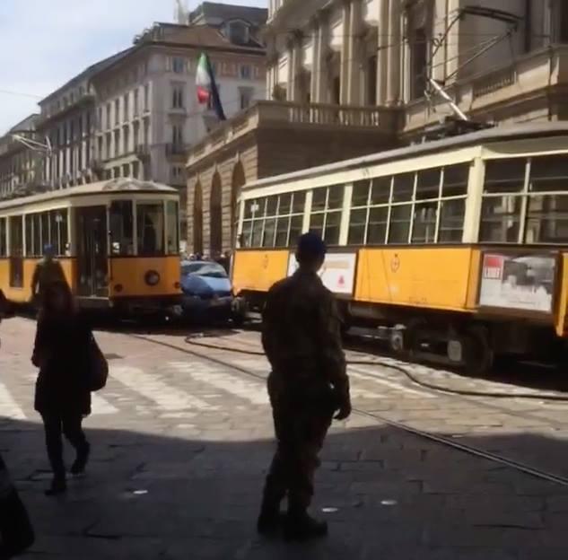 Milano-incidente