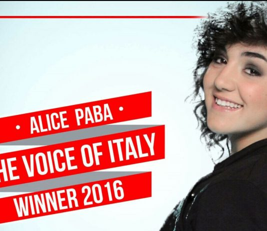 Chi ha vinto The Voice 2016? Alice Paba Vince