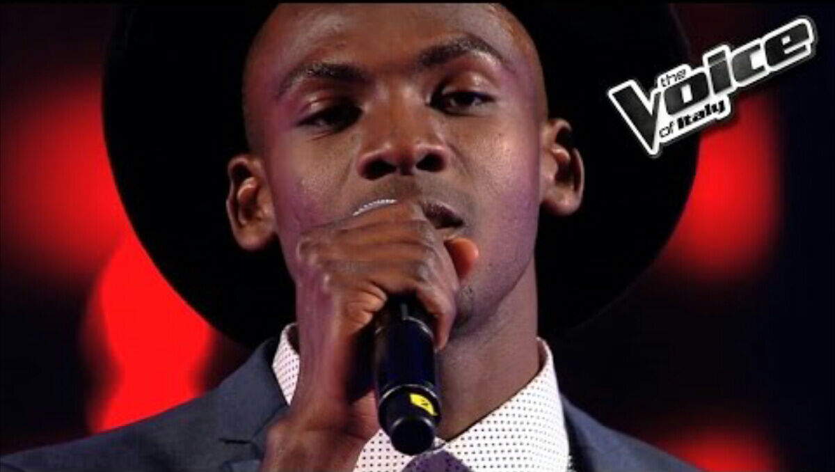 "Charles Kablan canta inedito ""Un Cuore Solo"" a The Voice 2016 (Video)"