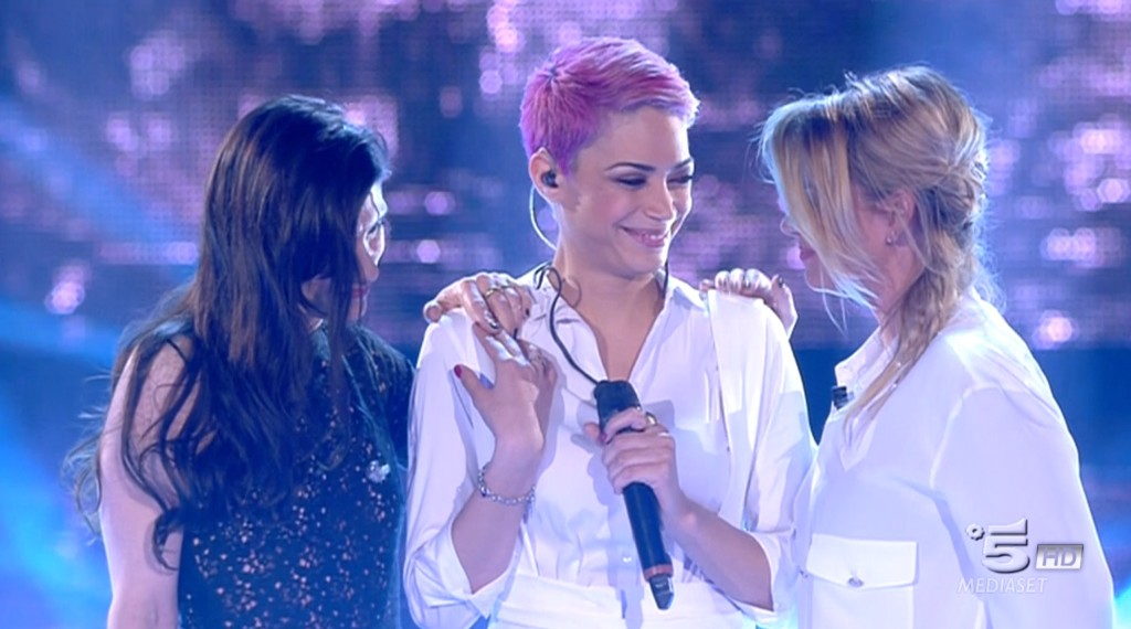 "Emma e Elodie cantano ""Natural Woman"" ad Amici 15 (Video)"