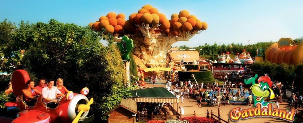 Gardaland: Giochi più divertenti da fare nel parco divertimento