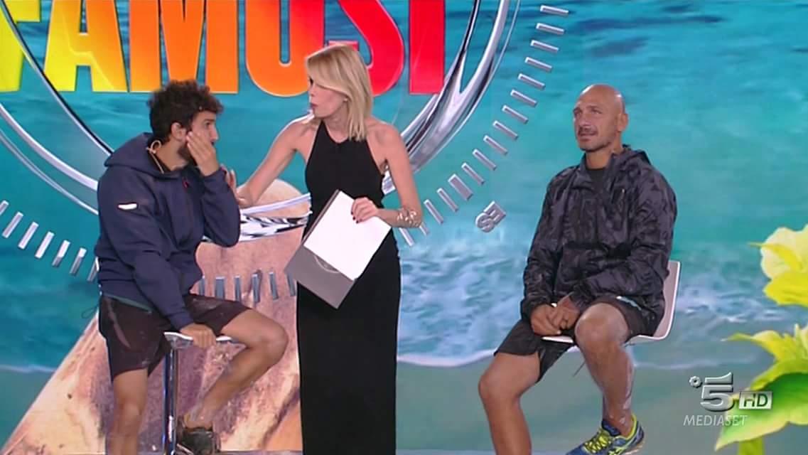 Percentuale televoto Vittoria Giacobbe contro Jonas Isola dei Famosi 2016