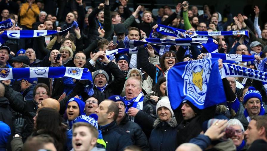 Video premiazione Leicester vincitore Premier League 2016