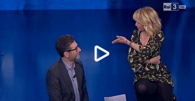 Luciana Littizzetto polemica contro i Call Center (Video Che tempo che fa)