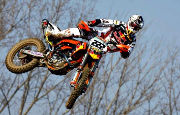 Risultati Gara 2 Mxgp Germania: Vince Cairoli