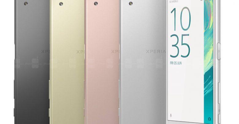 Sony Xperia Serie X: Gamma di Smartphone per ogni esigenza