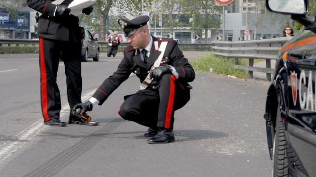 Uomo Accoltellato a Milano in viale Teodorico