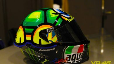 Moto Gp 2016 Mugello: Tutti i caschi di Valentino Rossi 3