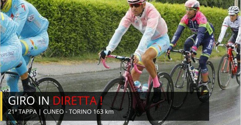 Diretta Streaming Gratis Giro d'Italia 2016: Ultima Tappa 29 Maggio
