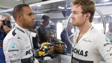 Video Incidente Rosberg-Hamilton: Al Gp F1 di Spagna 2016 scontro tra le Mercedes