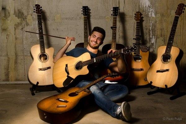 Luca Stricagnoli in tournée mondiale: Date e programma