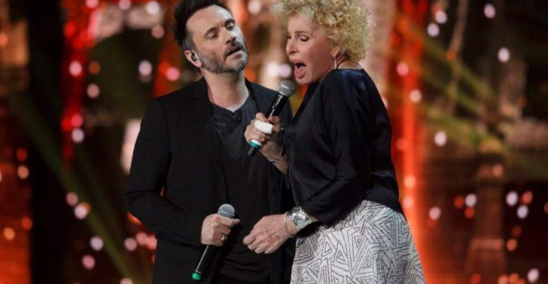Nek e Ornella Vanoni cantano ad Amici 15 ( Video 7 Maggio)