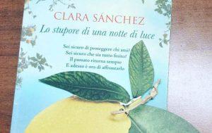 nuovo libro Clara Sánchez
