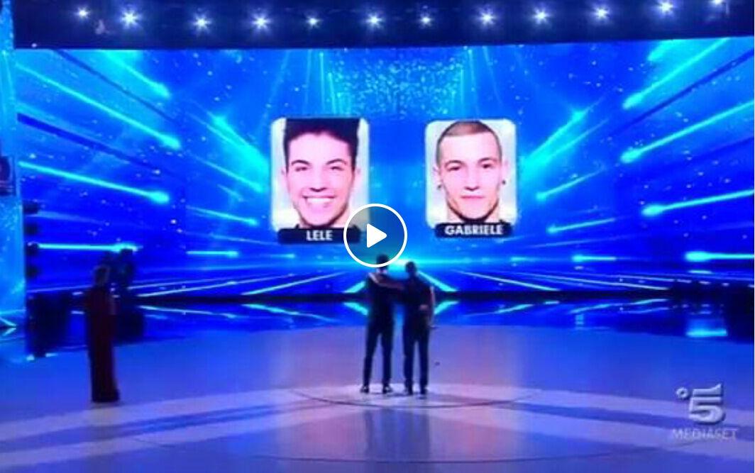 Finale Amici 2016: Sfida Gabriele e Lele (Video 25 Maggio)