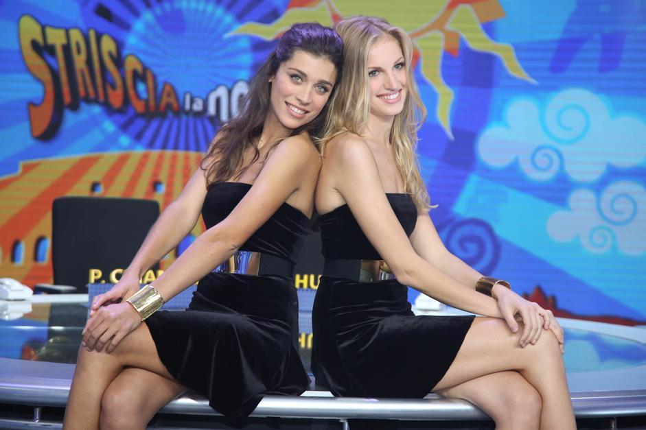Stacchetto Veline Striscia La Notizia 28 Maggio 2016 (Video)