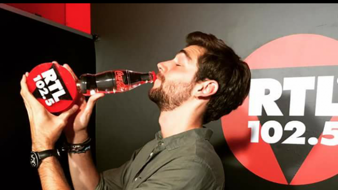 Alvaro Soler vincitore prima tappa Coca Cola Summer Festival 2016