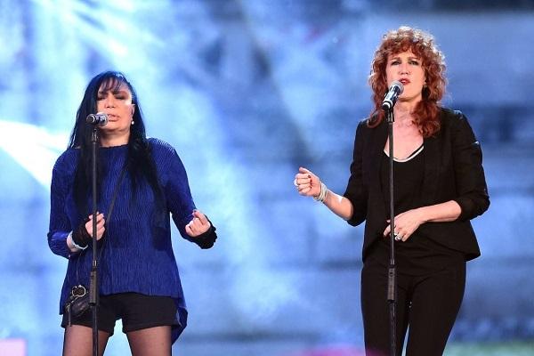 Loredana Bertè e Fiorella Mannoia concerto Arena di Verona contro la violenza sulle donne: biglietti