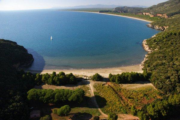 Vacanze in Toscana a Cala di Forno: Oasi Parco Naturale della Maremma