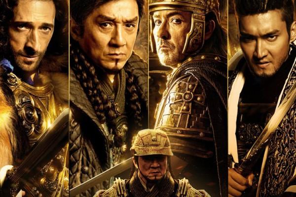"""Film """"Dragon Blade-La Battaglia degli Imperi"""" con Jakie Chan: Uscita, Trailer, Cast e Trama"""