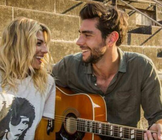 "Emma e Alvaro Soler cantano ""Libre"" ai Wind Music Awards 2016 (video)"