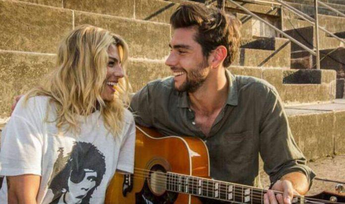 Emma e Alvaro Soler cantano