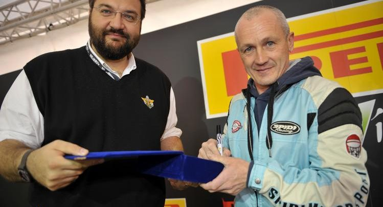 Morto Fabrizio Pirovano: ex-pilota Superbike