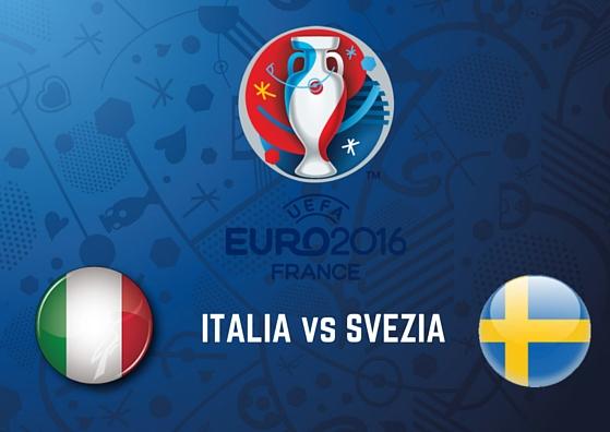 Dove vedere Italia-Svezia a Torino