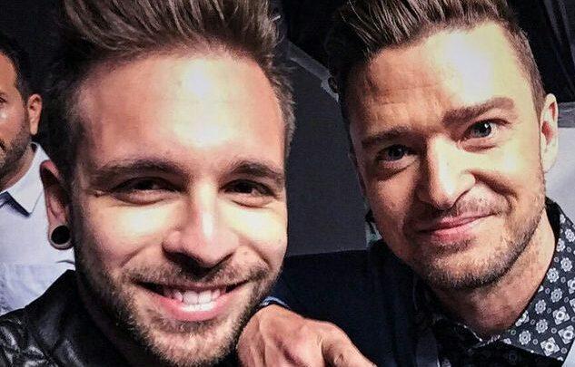 """Alessio Bernabei e Justin Timberlake nel film """"Trolls"""": Le voci dei protagonisti"""