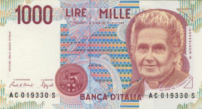 L'Italia esce dall'Euro e torna alla lira: ma è una bufala