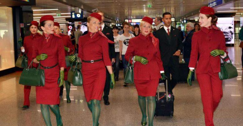 Nuove divise Alitalia: i colori che fanno discutere (Foto)