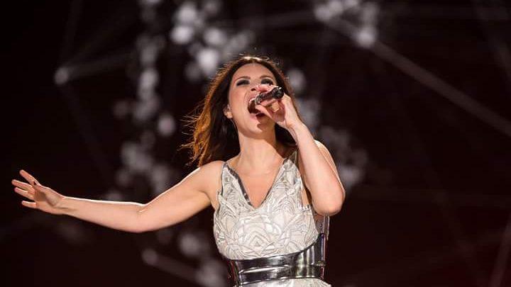 Laura Pausini Tour 2016: Foto e Scaletta Concerto San Siro 1