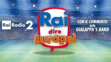 "Photo of Diretta Streaming ""Rai Dire Europei"": Slovacchia-Inghilterra su Rai.tv"