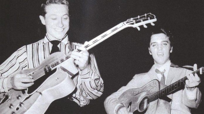 Scotty Moore Morto: era il chitarrista di Elvis Presley