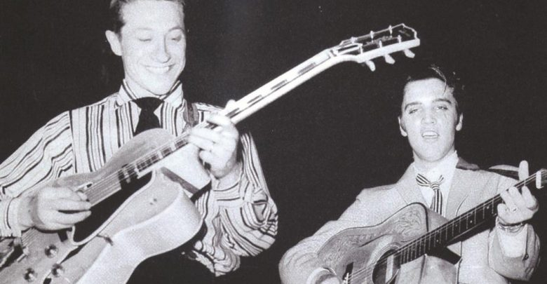 Scotty Moore Morto: era il chitarrista di Elvis Presley