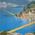 Passerella di Christo sul Lago Iseo: Video Inaugurazione
