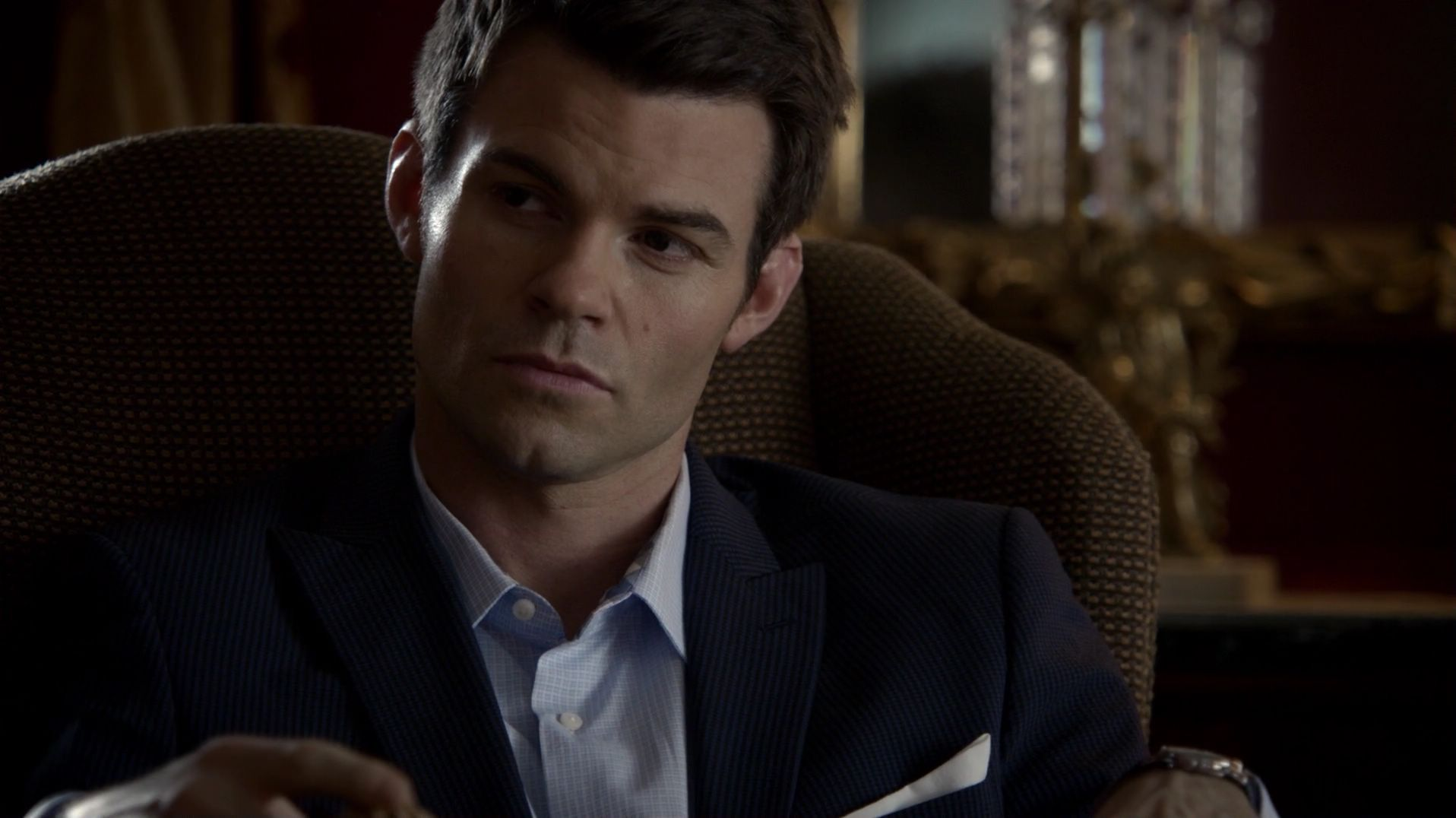 The Originals 4: Elijah Mikaelson in Italia (Foto) 1