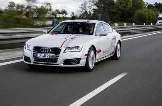 Audi A7 Jack: Video dell'auto che si guida da sola (OmniAuto.it)