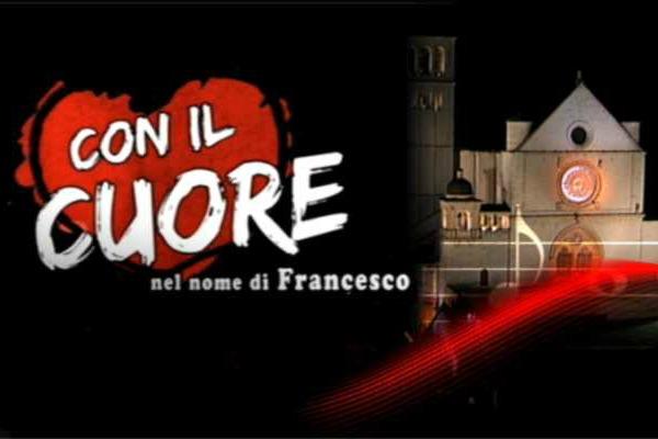 """Cantanti ad Assisi """"Con Il Cuore nel Nome di Francesco"""""""