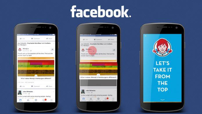 Facebook Canvas Arriva In Italia il 22 Giugno 2016